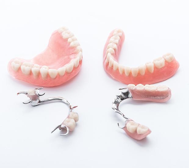 Woodland Hills Dentures and Partial Dentures